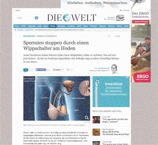 Medienecho Welt