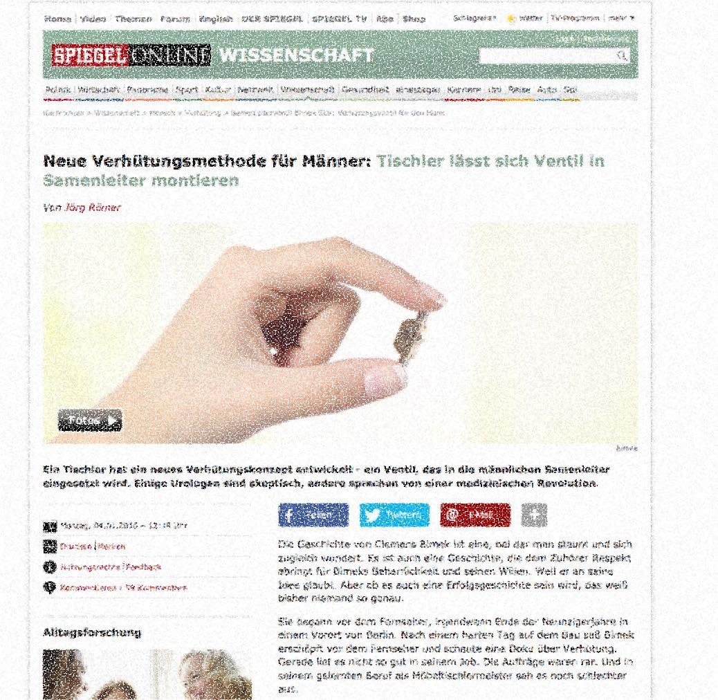 Medienecho Spiegel